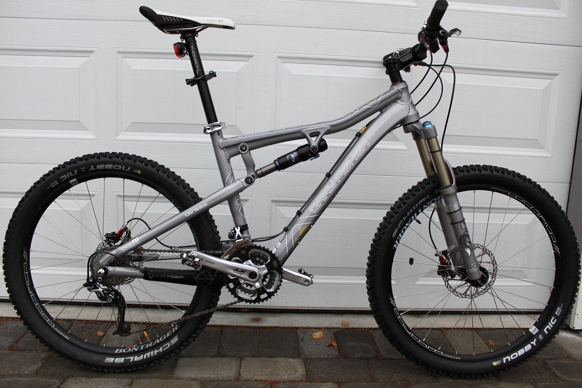 gary fisher sykkel